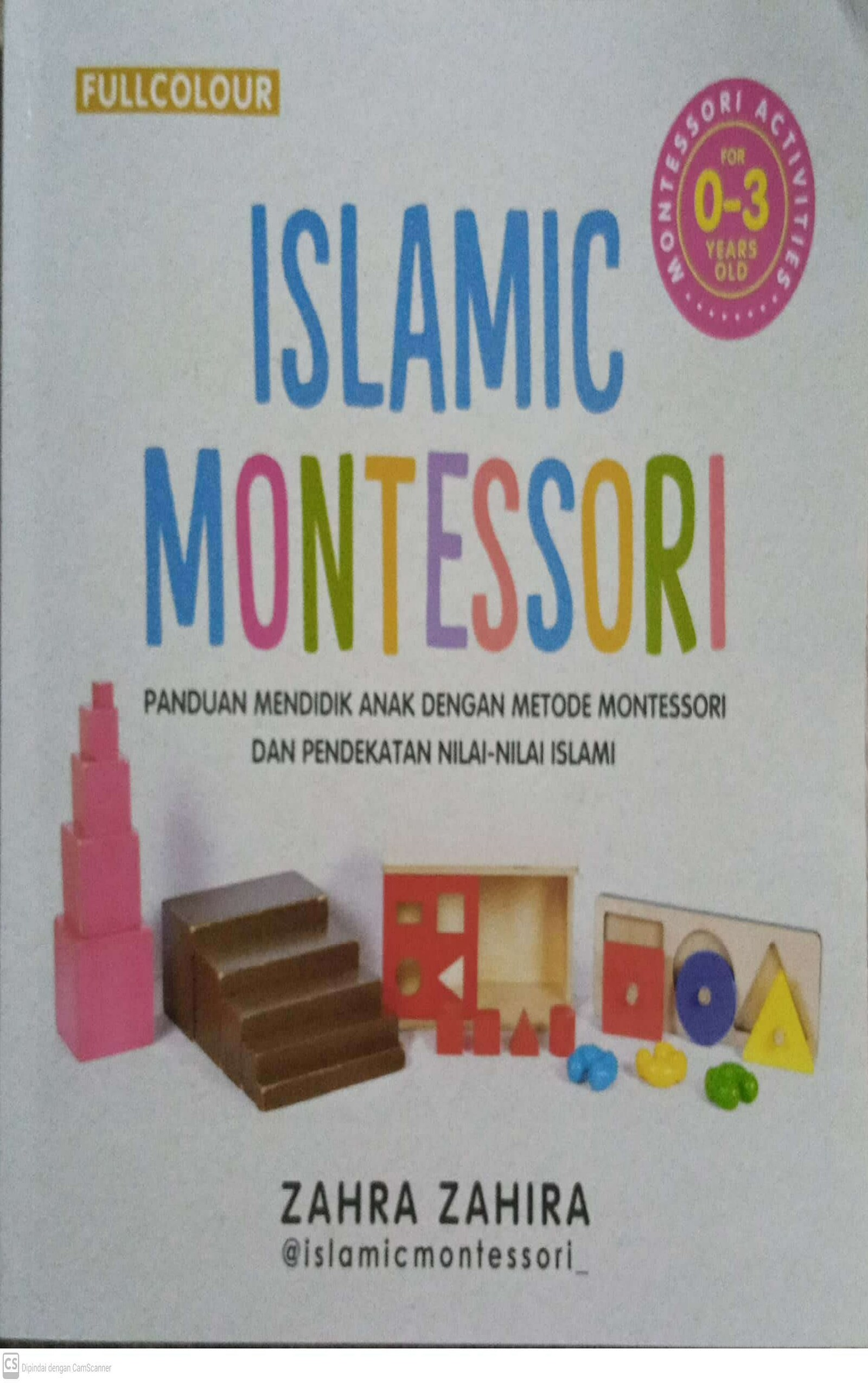 Islamic Montessori For 0-3 Years Old