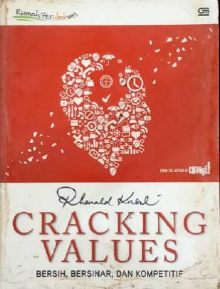 Cracking Values: Bersih, Bersinar, dan Kompetitif